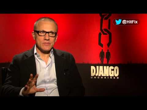 Django Unchained - Interview with Christoph Waltz