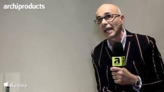 ISH Frankfurt 2017 | REZINA - Marco Lobina ci racconta Easy Bath e tutti i prodotti
