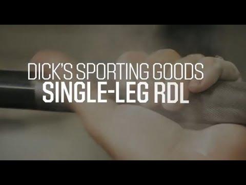 How To Do The Single-Leg RDL   Strength Training 101
