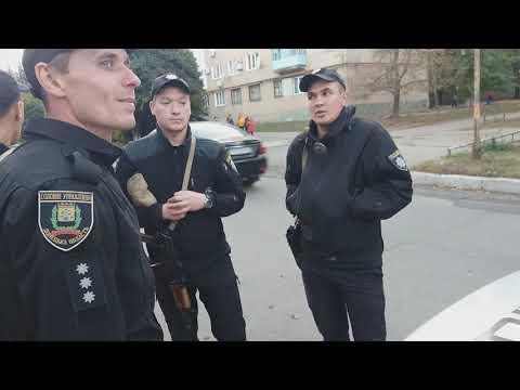 Высокоинтеллектуальная полиция пыталась
