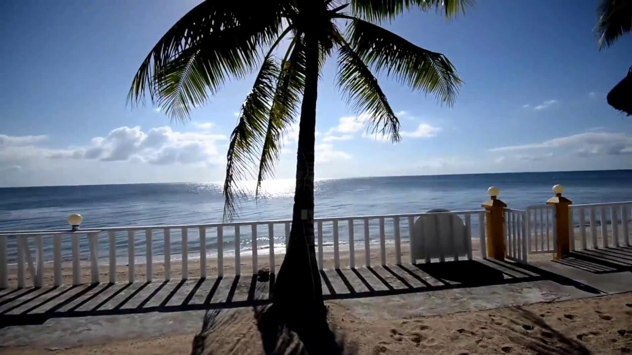 Beach Resort Carabao Island Philippines