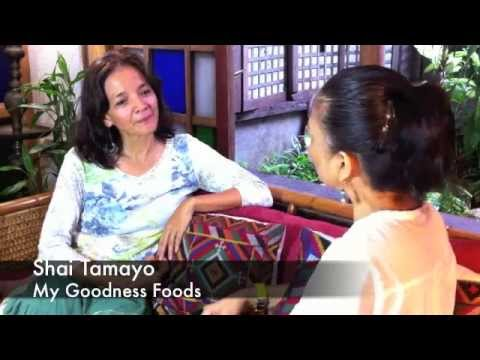 Vegetarian Cookies, Philippines (My Goodness Foods by Shai Tamayo)
