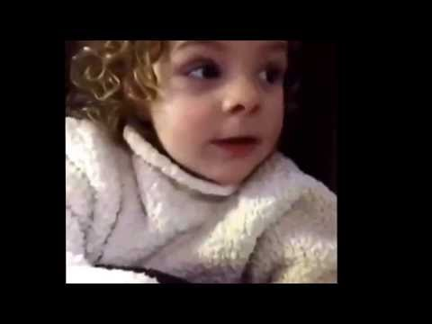 Little girl saying fuck you justin congiu vine
