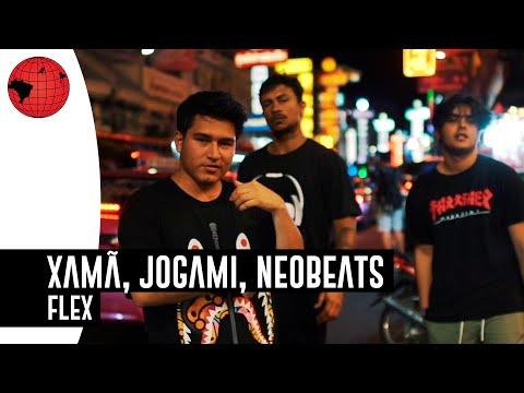 Xamã, Jogami, Neobeats – flex (Letra)