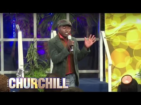 Smart Joker On Churchill Show