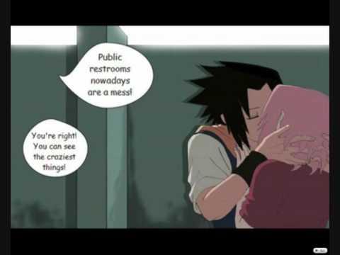 Sasuke Makes Sakura Hot