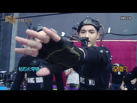 Download HD 1080P [ENG SUB] L.O.R.D 《爵迹》 Kris Wu (Yin Chen) Cut - Behind the Scenes Special [2/2]