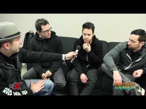 93X Backstage With Chevelle