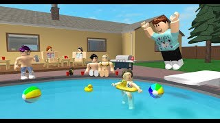 ROBLOX QUINTAL POOL PARTY