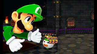 Mario & Luigi: Paper Jam - All Bros. Attacks & Trio Attacks (Excellent Rating)