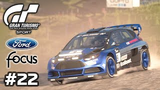 GRAN TURISMO SPORT - Ford Focus Circuit Experience - Gameplay - Part 22