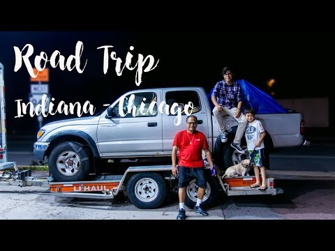 Road Trip to Indiana - Chicago