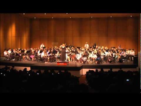 Bert Lynn Middle School Symphonic Band - Park Stre...