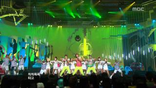 음악중심 - Three Musketeers - Let's Go, 삼총사 - 가자, Music Core 20090725