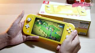 รีวิว Nintendo Switch Lite ดีไหม? คือมันน่าซื้อและไม่น่าซื้อในเวลาเดียวกันอ่ะ