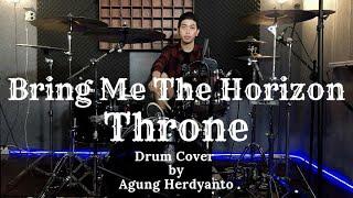 Bring Me The Horizon Throne Drum Cover