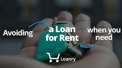 Avoiding a Loan for Rent When you Need a Loan for Rent