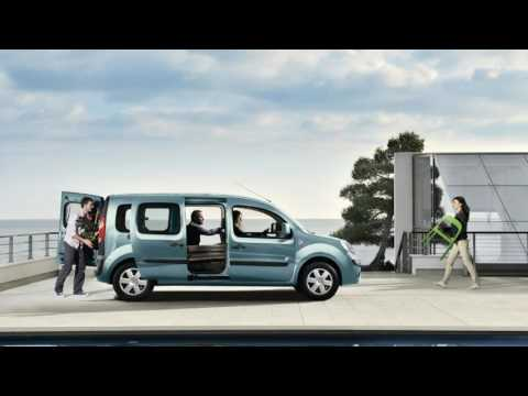 Renault Kangoo ZE will get a range boost to about 170 miles
