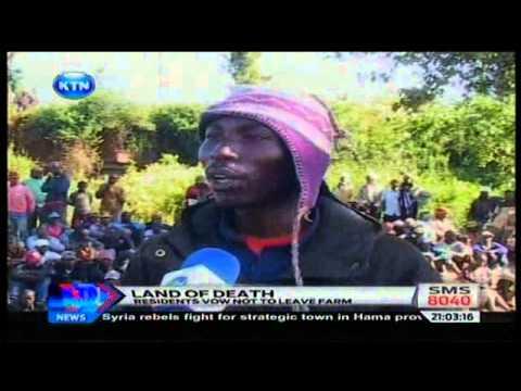 News : Four killed in a land dispute in Ruiru