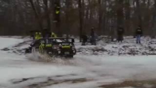 100 Acre Wood Rally Ken Block Racing