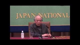山田太一 脚本家 「戦後70年 語る・問う」2014.11.14
