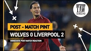Baixar Wolves 0 Liverpool 2   Post Match Pint