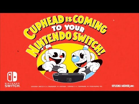 Cuphead - Nintendo Switch Trailer thumbnail