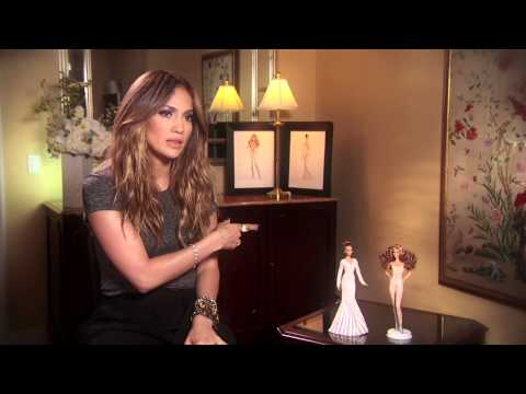 JLo Interview: Designing the Barbie Collector Jennifer Lopez Dolls