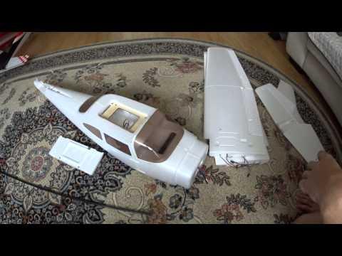 Радиоуправляемый самолет Cessna 1.6м, RTF, электро