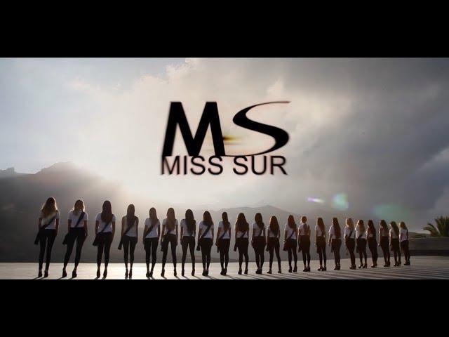 Miss Sur 2018 - Apertura y desfile Dolores Cortés