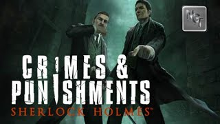 Sherlock Holmes Crimes & Punishments - Official Trailer & Alpha GamePlay