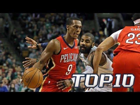 Rajon Rondo Top 10 Plays VS Celtics at TD Garden as An Away Player