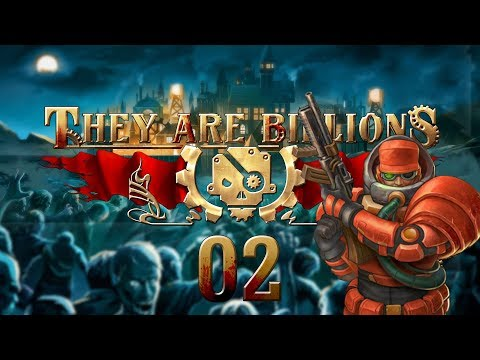 THEY ARE BILLIONS | COTTAGE UPGRADES #02 Zombie Strategy - Let's Play Gameplay