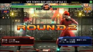 Tokyo Bay Area Cup Vol.11 (29th Nov 2015)