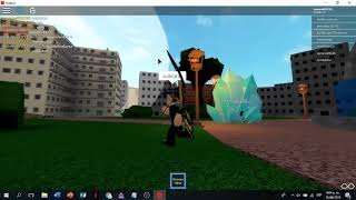 Samurai Potter Roblox harry potter