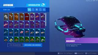 Fortnite ACC exchange (over 200 skins)