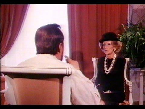 De película: Entrevista a Bette Davis