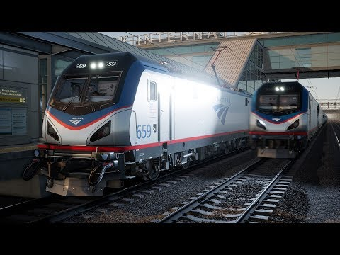 Pre-order Train Sim World: NEC New York Now