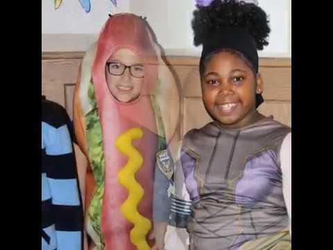 Wyncote Character Parade 10-31-19