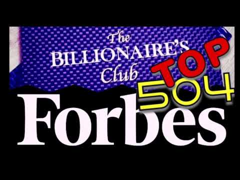 UPDATED BILLIONAIRES' LISTS 2019 FORBES