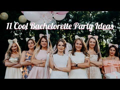 11 Cool Bachelorette Party Ideas