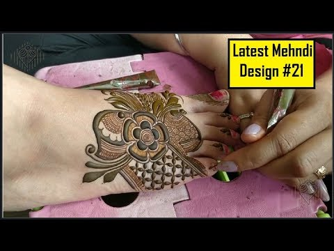 Mehndi Art - cover