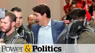 Trudeau wears bulletproof vest, RCMP sources say | Power & Politics