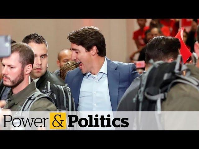 Trudeau wears bulletproof vest, RCMP sources say | Power & Politics