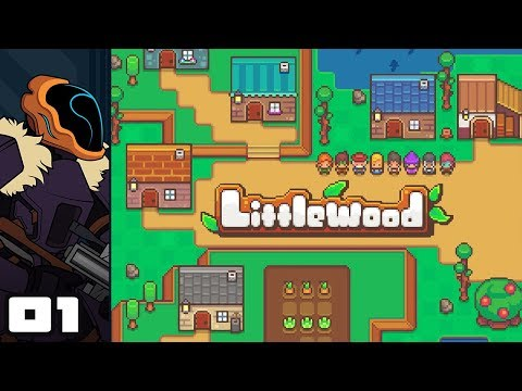 Let's Play Littlewood [Early Access] - PC Gameplay Part 1 - Identity Crisis