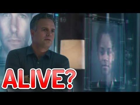 Is Shuri REALLY Dead? - Avengers: Endgame Theory