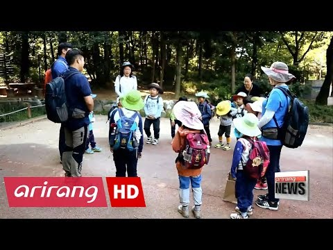 Learning in Nature..Forest Kindergarten