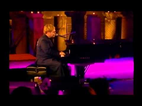 Elton John Burn Down The Mission Live In Ephesus Solo