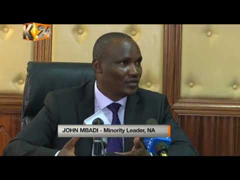 Gov't restores the security of Chebukati and two commissioners