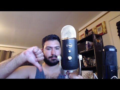 My Review Of The Blue Yeti PRO & Shure SM35